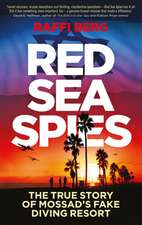 Red Sea Spies- EXPORT EDITION