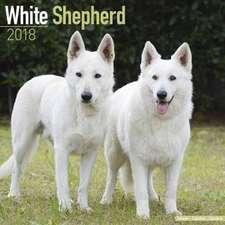 White Shepherd Calendar 2018