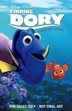 Disney Pixar Finding Dory Cinestory Comic