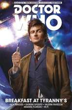 Doctor Who - The Tenth Doctor: Facing Fate Volume 1: Breakfast at Tyranny's