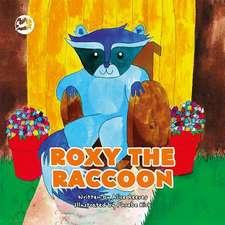 Roxy the Raccoon