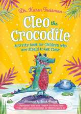 CLEO THE SNAPPY CROCODILE DISCOVERS