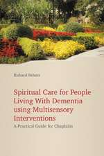 SPIRITUAL CARE FOR PATIENTS WITH DE