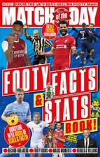 Match of the Day: Footy Facts and Stats