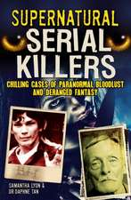 Supernatural Serial Killers