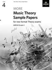 More Music Theory Sample Papers, ABRSM Grade 4