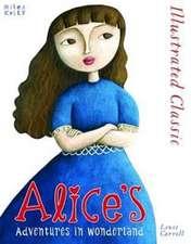 Illustrated Classic: Alice's Adventures in Wonderland