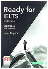 READY FOR IELTS 2ND EDITION WORKBOOK WIT