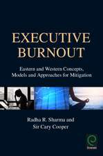 Executive Burnout