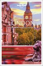 Lonely Planet: Best of London 2019