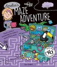 Lonely Planet Amelia's Maze Adventure