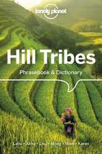 Lonely Planet Hill Tribes Phrasebook & Dictionary