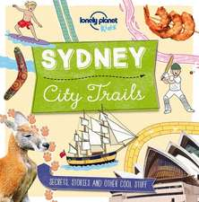 Lonely Planet City Trails - Sydney