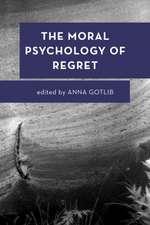 Moral Psychology of Regret