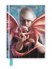 Anne Stokes: Dragonkin (Foiled Journal)