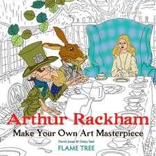 Arthur Rackham (Art Colouring Book): Make Your Own Art Masterpiece