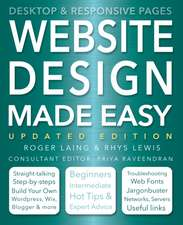 Website Design Made Easy