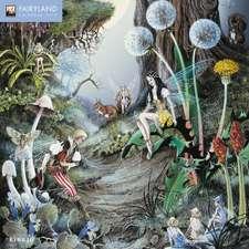 Fairyland Wall Calendar 2019 (Art Calendar)