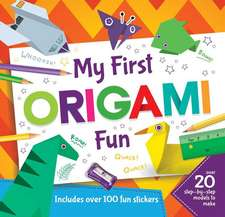 My First Origami Fun: Over 20 Step-By-Step Models to Make