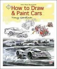 How to Draw & Paint Cars