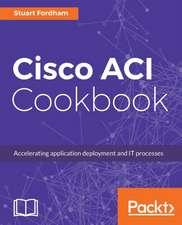 Cisco ACI Cookbook