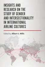 Insights and Research on the Study of Gender and Intersectionality in International Airline Cultures