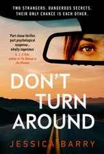 Barry, J: Don't Turn Around
