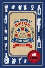 Puzzle Cards: the Biggest British Pub Quiz