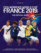 FIFA Women's WC 2019 Official Book
