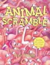 Animal Scramble