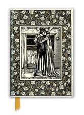 William Morris: The Story of Troilus and Criseyde (Foiled Journal)