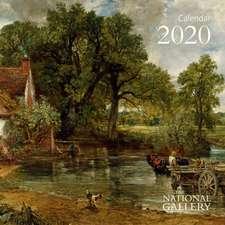 National Gallery - Britain's Favourite Art Wall Calendar 2020 (Art Calendar)