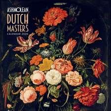 Ashmolean Museum – Dutch Masters Wall Calendar 2020 (Art Calendar)