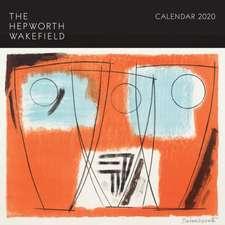 Hepworth Wakefield Wall Calendar 2020 (Art Calendar)