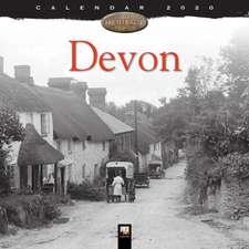 Devon Heritage Wall Calendar 2020 (Art Calendar)
