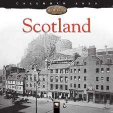 Scotland Heritage Wall Calendar 2020 (Art Calendar)