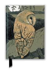 Chris Pendleton: Barn Owl (Foiled Journal)