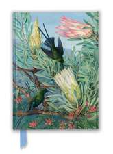 Kew Gardens' Marianne North: Honeyflowers and Honeysuckers (Foiled Journal)