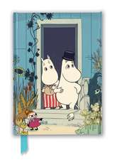 Moomins on the Riviera (Foiled Journal)