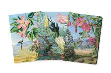 Kew Gardens' Marianne North Mini Notebook Collection
