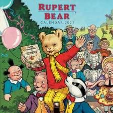 Rupert Bear Wall Calendar 2021 (Art Calendar)