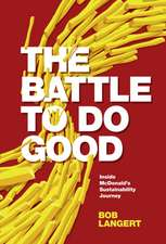 The Battle To Do Good