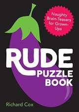 Rude Puzzle Book