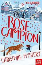 Rose Campion and the Mystery of the Lost Emerald