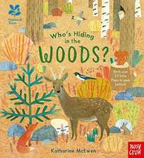 National Trust: Who's Hiding in the Woods?