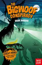 Sticky Pines: The Bigwoof Conspiracy