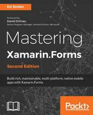 Mastering Xamarin.forms -