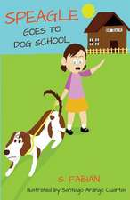 Speagle Goes to Dog School