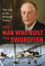 Man Who Built the Swordfish