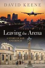 Leaving the Arena: A Story of Bar and Bench